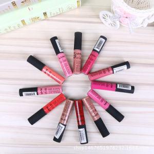 Lips Nutritious Moisturizer Lips Tint Lipgloss Matte Velvet Liquid Lipstick Makeup Batom 12colors pictures & photos