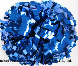 Metallic POM Poms: Silver Mix Royal pictures & photos