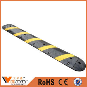 Vehicle Humps Rubber Traffic Road Bumps Aircraft Wheel Chocks pictures & photos