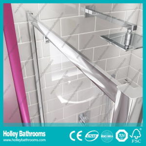 High Class Shower Hinged Door with Aluminium Alloy Frame (SE915C) pictures & photos