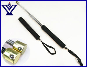Flectional Spring Telescopic Police Batons for Self Defense (SYSG-253) pictures & photos