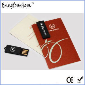 Mini Paper Clip USB Flash Disk (XH-USB-123) pictures & photos