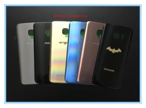 Mobile Phone Back Cover Glass Len Housing for Samsung S7 Edge G9300 G9350 pictures & photos