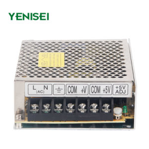 30W Dual Output 5V 4A/12V 1A Switching Power Supply D-30A pictures & photos