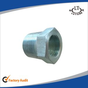 Rubber Hose Hydraulic Pipe Fittings 9cm Adaptors pictures & photos