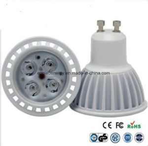 Ce and Rhos GU10 4W LED Spot Light pictures & photos