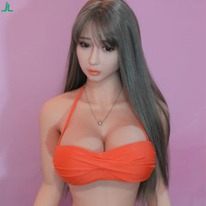 Cheap Silicone Sex Doll Sex Toy Pictures Real Love Doll Jl158-A16 pictures & photos