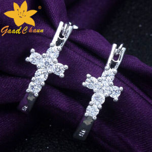 Stse-16113011 Fashion Cross Drill 925 Silver Value pictures & photos