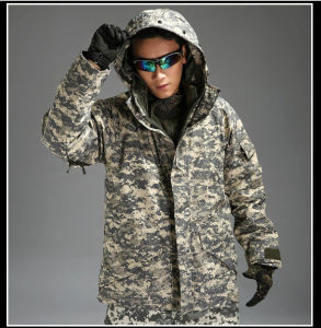 Ecwcs Soft Shell Military Jackets, Tactical Jacket, Winter Jacket pictures & photos