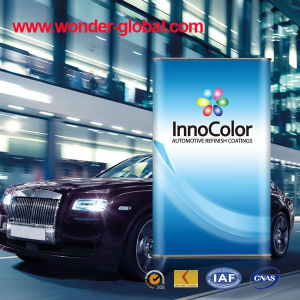 Yellow Resistant Car Paint Hardener for 2k Topcoat pictures & photos