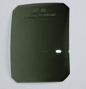 Sunglass Polarized Tac Lens Optical Lens Green Gradual pictures & photos