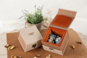 Ivenran Preserved Fresh Flower Monchhichi Keychain for Present and Decoration pictures & photos