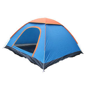 Outdoor Camping Tent, with No-See Mesh, High Quality, Waterproof