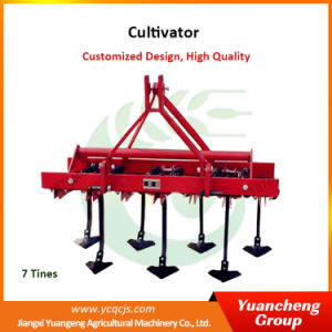 Yuangeng Agricultural Machinery Parts Plough Tines pictures & photos