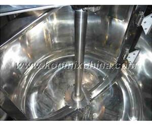Vacuum Type High Speed Dissolver Machine pictures & photos