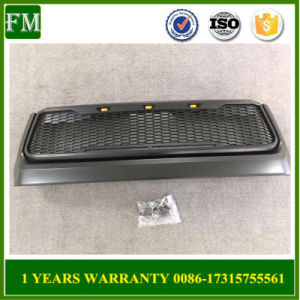 for 14-17 Toyota Tundra Grey ABS LED Raptor Mesh Packaged Grille pictures & photos