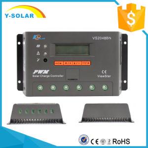 48V/36V/24V/12V Epever 30AMP Solar Controller Vs3048bn pictures & photos