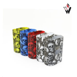 New Silicone Case for Smok Al85 with Camo Skull Design Silicone Cover for Al85 pictures & photos
