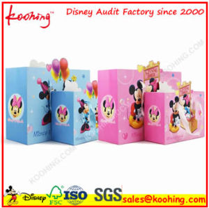 Disney′s Fama Audits Factory Printing Restaurant Advertising Kraft Paper Bags pictures & photos