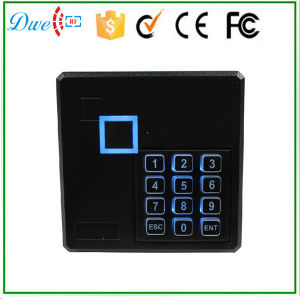Keypad Color Backlight Proximity RFID Card Reader for Door pictures & photos
