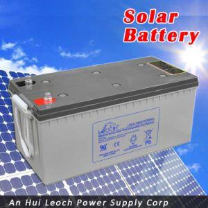 12V 200ah High Performance Gel Solar Battery