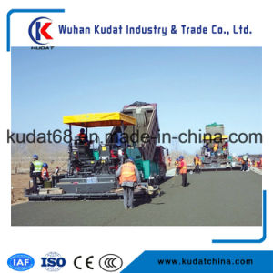 Asphalt Paving Machine with Crawler 15 Ton Hopper Capacity (RP903) pictures & photos