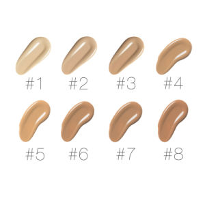 Face Foundation Base Liquid Bb Cream Concealer Whitening Maquiagem SPF15 Fo0340 pictures & photos