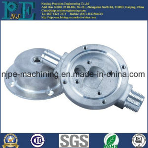 Customized Precision Aluminum Die Casting Flange Fitting pictures & photos