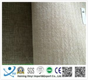 Top Grade Linen Type Cloth Window Curtain Fabric/Home Designs Fabric/Curtain Material pictures & photos