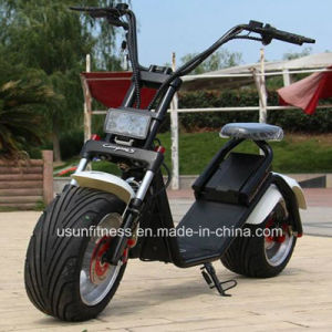 2018 City Coco Electric Mobility Scooter Motorcycle City Bike with Remvoable Battery pictures & photos