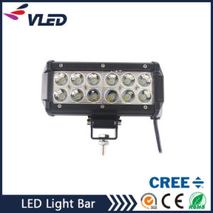 "6.5"" 9-32V CREE 36W LED Light Bar for ATV, SUV, Trucks Offroad Driving Light Car LED Light Bar pictures & photos"