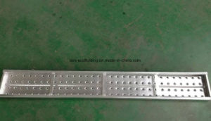 Galvanized Steel Plank for Construction Scaffolding pictures & photos