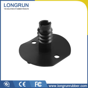 Custom Molded Silicone Rubber Cover for Industrial Component pictures & photos