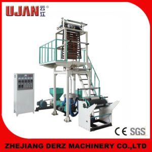 Automatic HDPE Plastic Film Roll Blowing Machinery pictures & photos