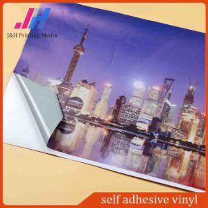 Outdoor Advertising PVC Vinyl Stickers Self Adhesive Vinyl pictures & photos