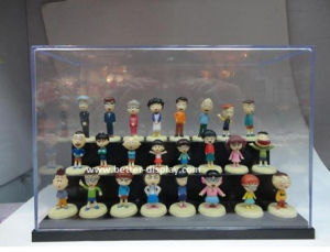 Custom Acrylic Single Wine Glass Gift Box (BTR-Y3014) pictures & photos
