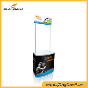 Portable ABS Promotion Advertising Display Table Counter pictures & photos