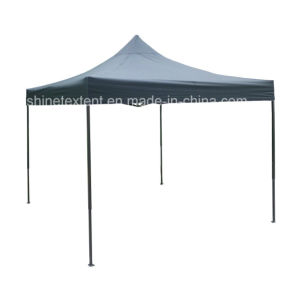 3X3m Outdoor Steel Pop up Gazebo Folding Tent Canopy pictures & photos