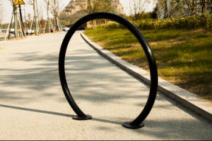 Outdoor Bike Storage Solutions Universal Bike Rack Hoops pictures & photos