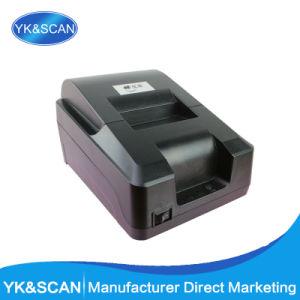 White & Black Mini 58mm USB Thermal Receipt Printer pictures & photos