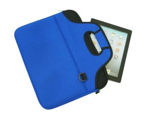 Hot Sale 7-17 Inch Neoprene Laptop Sleeves with Strap and Handle pictures & photos
