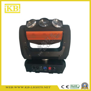 9PCS 15W RGBW 4in1 LED Beam Moving Head Light pictures & photos