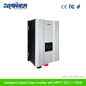 4000W 5000W 6000W Pure Sine Wave Solar Inverter MPPT Scc Power Inverter pictures & photos