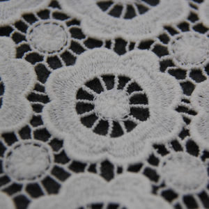 Chemical Lace Fabric for Women Clothes pictures & photos