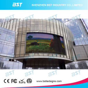 P5 High Brightness LED Display with IP65 16 Bit Flexible pictures & photos