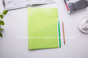 A4 Clear Display Book with 40 Pockets/File Folder pictures & photos