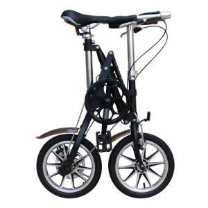 Folding Bike Pneumatic Tire Disc Brakes Bike pictures & photos