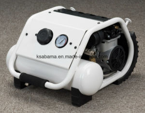 Tat-0305hn 0.5HP 5L Tank Handcarry Oil Free Silent Air Compressor pictures & photos