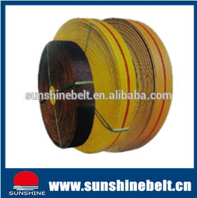 Cut Edge Flat Rubber Belt pictures & photos