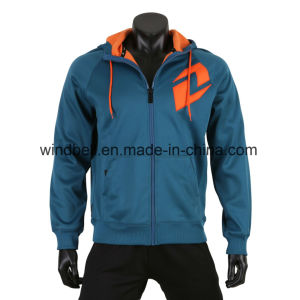 2017 Wholesale Hoody for Men with Full Zip pictures & photos